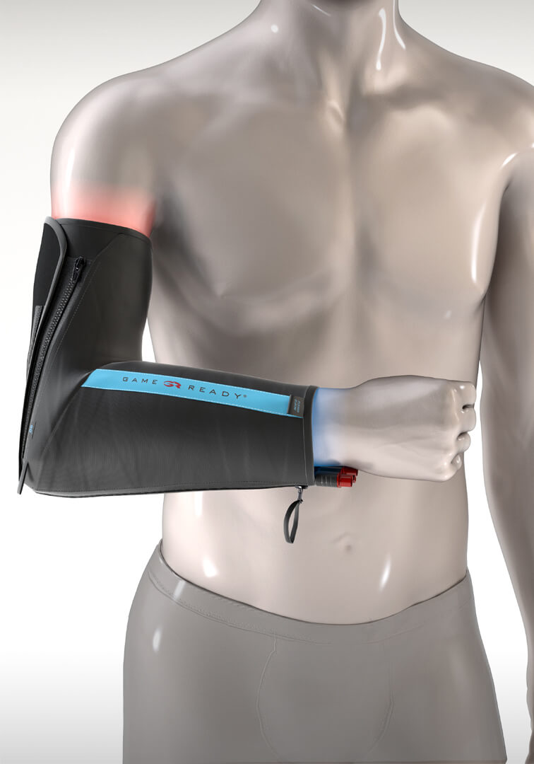 Game Ready Wraps Physical Therapy Equipment Hot Cold